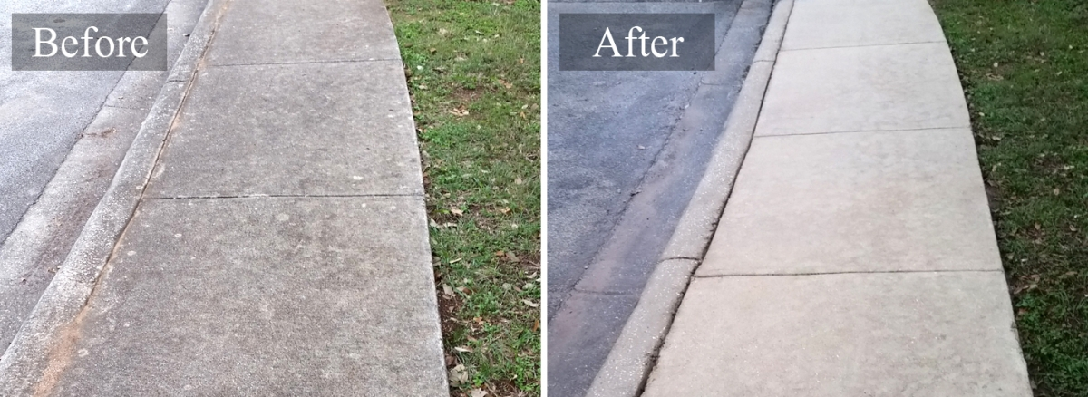 Commercial Concrete Cleaning Service In San Antonio Tx