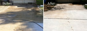 Concrete Pressure Washing #3